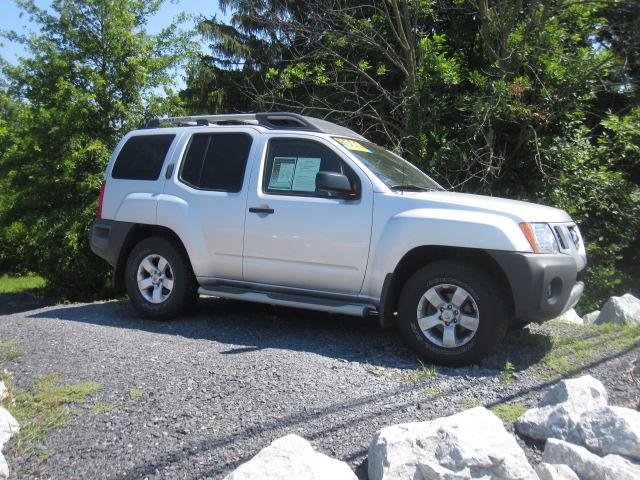 2009 Nissan Xterra Se T18137 East Side Auto Sales